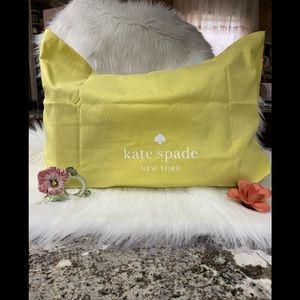 Yellow Oversized Kate Spade Tote Bag